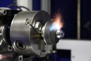 Laser engraving 4 axes