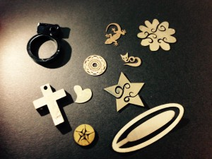 Laser cutting examples